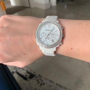 Michael Kors Accessories - Michael Kors ceramic watch